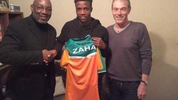 Заха хочет выступать за сборную Кот-д'Ивуара