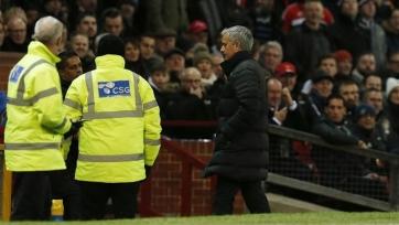 FA предъявила обвинения Жозе Моуринью