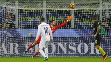 «Интер» расправился с «Фиорентиной», забив три быстрых гола
