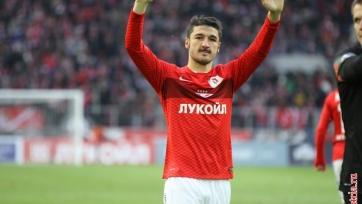 «Галатасарай» предложит «Спартаку» два миллиона евро за Боккетти