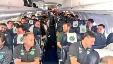 Стал известен список футболистов «Шапекоэнсе», поднявшихся на борт рухнувшего самолёта