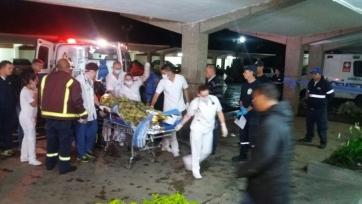 Полиция Медельина: «76 человек погибли, пять выжили в авиакатастрофе»