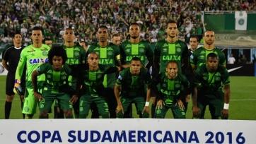 Колумбийский «Атлетико» выступил с предложением объявить «Шапекоэнсе» чемпионом Копа Судамерикана