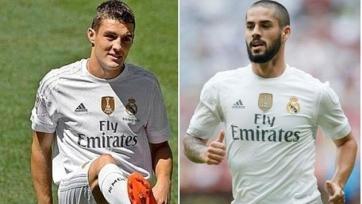 «Милану» интересны два футболиста «Реала»