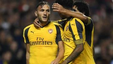 Оливье Жиру пропустит кубковый матч «Арсенала», вместо него сыграет Лукас Перес