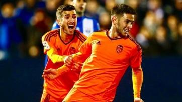 «Валенсия» одержала победу над «Леганесом», ответный матч – через три недели
