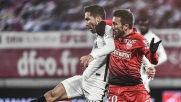 «Монако» потерял два очка в игре с «Дижоном»