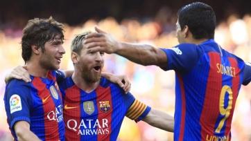 Серхи Роберто: «В «Реале» опасен не только Роналду»