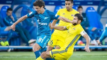 Матч между «Ростовом» и «Зенитом» всё же не будет перенесён