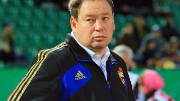 Леонид Слуцкий провёл 300-й матч у руля ЦСКА
