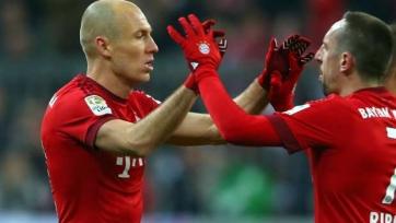 Франк Рибери уверен в том, что «Бавария» должна продлить контракт Роббена