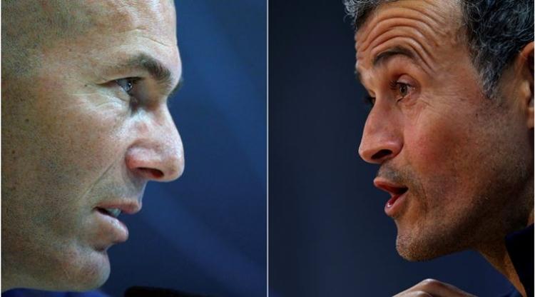 Почему результат матча «Барселона» - «Реал» будет зависеть только от игроков