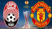 Заря - Манчестер Юнайтед Обзор Матча (08.12.2016)