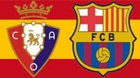 Осасуна - Барселона Обзор Матча (10.12.2016)