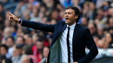 Луис Энрике: «На матче с «Реалом» результат встречи с «Эркулесом» не скажется»