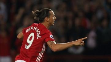 Ибрагимович: «Манчестер Юнайтед» показал великолепный футбол»