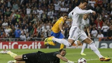 Буффон и Роналду в 12-й раз претендуют на место в команде года по версии ФИФА
