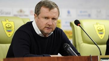 Врба прокомментировал победу над «Амкаром»