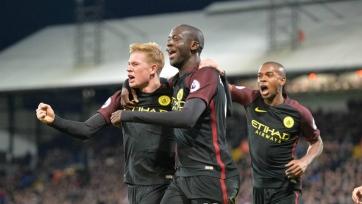 Харт: «Туре поможет «Сити» завоевать титул»