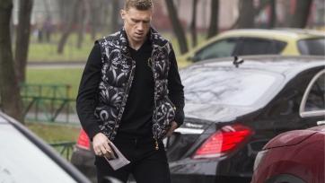 Погребняк требует у московского «Динамо» 30 миллионов рублей