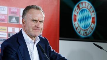 Румменигге: «Если «Бавария» и дальше будет играть так, как с «Майнцем», то шансы на чемпионство достаточно велики»