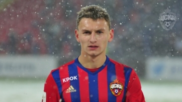 Чалов открыл счёт своим голам за основную команду ЦСКА