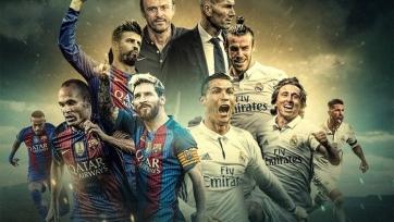 «Барселона» - «Реал» Мадрид, прямая онлайн-трансляция. Стартовые составы команд