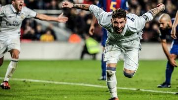 «Реал» спас ничью в «Эль Классико» с «Барсой»
