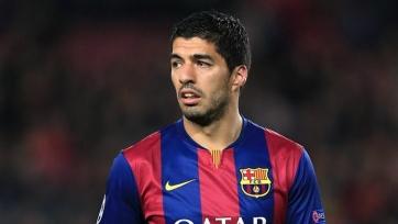 Суарес: «Барса» играла лучше, чем «Реал»