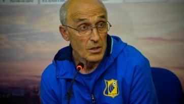Иван Данильянц: «Мы так и не вышли на свой максимум»