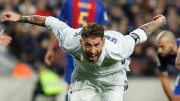 Беспроигрышная серия «Реала» увеличилась до 33 матчей