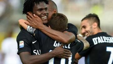 «Ювентус» готов заплатить за Кесси 25 миллионов евро