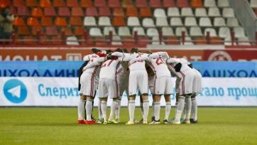 «Локомотив» закончил осеннюю часть сезона победой над «Тереком»