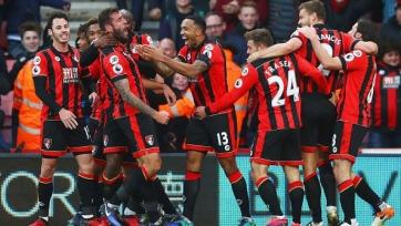 «Борнмут» лишил «Ливерпуль» очков, забив четыре гола во втором тайме