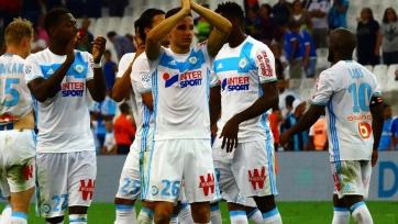 «Марсель» одержал первую крупную победу в сезоне