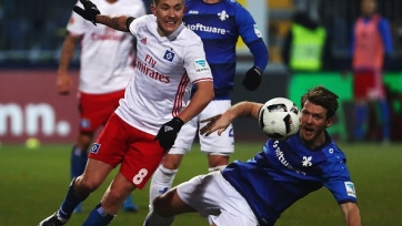 «Гамбург» одержал первую победу в нынешнем сезоне