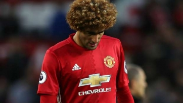 Фанаты «Манчестер Юнайтед» требуют от клуба избавиться от Феллаини