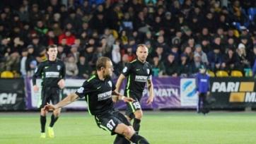 «Звезда» едва спаслась от поражения в матче с «Александрией»