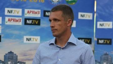 Гончаренко: «У нас были игры и лучше, но поле тяжёлое, было трудно вести атакующие действия»