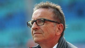 «Дармштадт» попрощался с главным тренером и спортивным директором