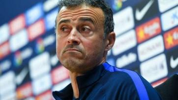 Луис Энрике: «Мне всё равно, победит ли «Барселона» «Боруссию» Менхенгладбах»