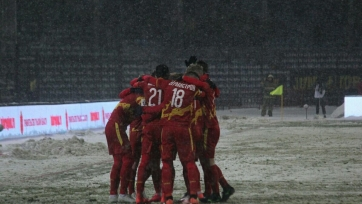 Тульский «Арсенал» одержал победу над «Анжи»