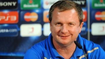 Павел Врба: «Играть в футбол на таком поле сложно»