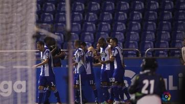 «Депортиво» неожиданно разгромил «Реал Сосьедад»