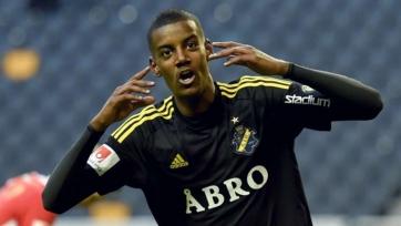 АИК отказал «Реалу» в продаже Исака