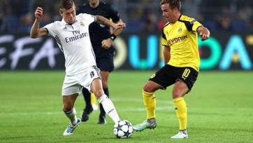 Мората и Кроос попали в заявку «Реала» на матч с «Боруссией»