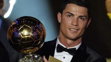 Источник: «Реал» уже оповещен о том, что Роналду выиграет «Золотой мяч»