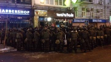 Перед матчем «Динамо» - «Бешикташ» приключилась поножовщина, пострадали десять человек