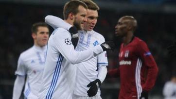 Киевское «Динамо» установило клубный рекорд в Лиге чемпионов