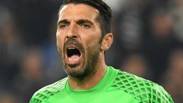 Буффон: «Мне не нужна победа в Лиге чемпионов»
